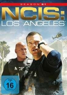 Navy CIS: Los Angeles Season 2 Box 1, 3 DVDs