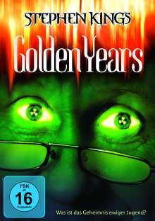 Stephen King's Golden Years, 2 DVDs