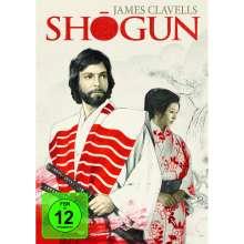 Shogun, 5 DVDs
