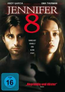 Jennifer 8, DVD