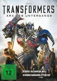 Transformers 4: Ära des Untergangs, DVD