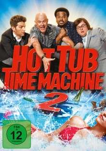 Hot Tub 2, DVD