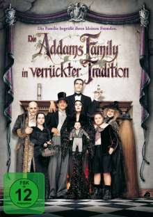 Die Addams Family in verrückter Tradition, DVD