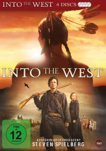 Into The West (2005), 4 DVDs