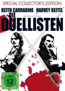 Die Duellisten, DVD