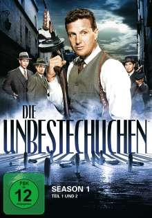 Die Unbestechlichen Season 1, 8 DVDs