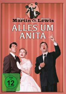 Alles um Anita, DVD
