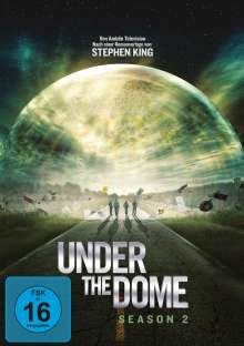 Under The Dome Season 2, 4 DVDs