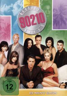 Beverly Hills 90210 Season 9, 6 DVDs