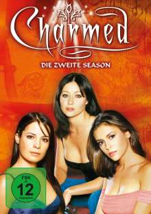 Charmed Season 2, 6 DVDs
