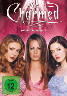 Charmed Season 4, 6 DVDs