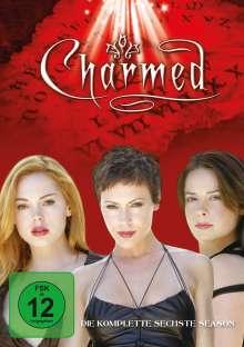 Charmed Season 6, 6 DVDs