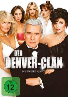Der Denver-Clan Season 2, 6 DVDs