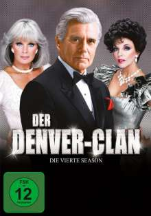 Der Denver-Clan Season 4, 7 DVDs