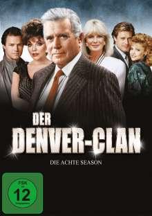 Der Denver-Clan Season 8, 6 DVDs