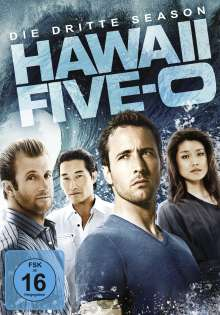 Hawaii Five-O (2011) Season 3, 7 DVDs