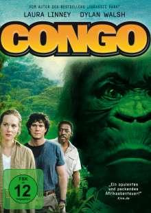 Congo (1995), DVD