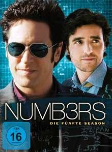 Numb3rs Season 5, 6 DVDs