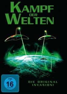 Kampf der Welten, DVD