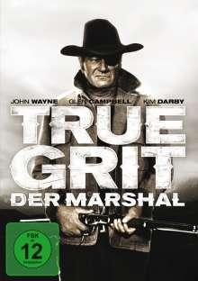 Der Marshall, DVD