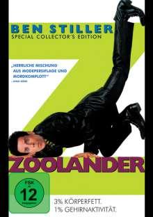 Zoolander, DVD
