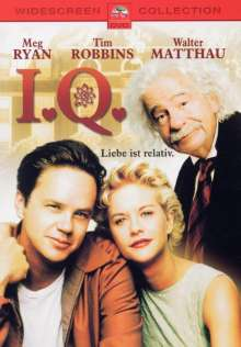 I.Q. - Liebe ist relativ, DVD