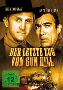 Der letzte Zug von Gun Hill, DVD