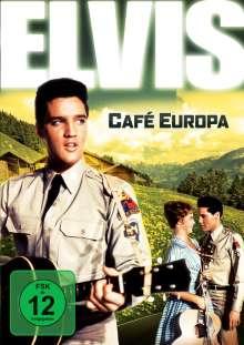 Cafe Europa (G.I. Blues), DVD