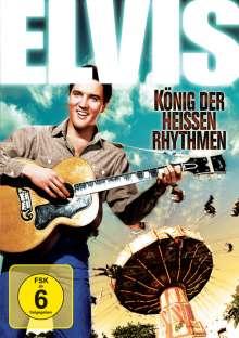 König der heißen Rhythmen, DVD