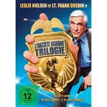 Die nackte Kanone Trilogie, 3 DVDs