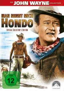 Man nannte mich Hondo, DVD
