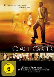 Coach Carter, DVD