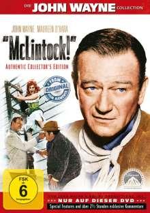 McLintock, DVD
