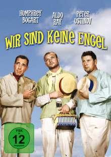 Wir sind keine Engel (1954), DVD