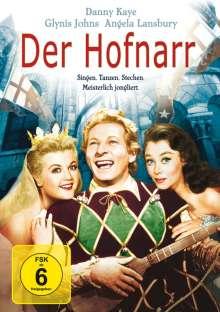 Der Hofnarr, DVD