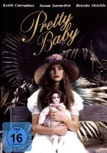 Pretty Baby, DVD