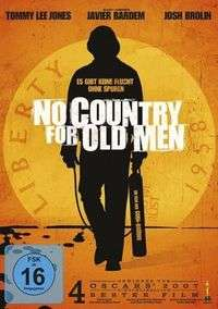 No Country For Old Men, DVD