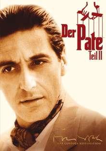 Der Pate II (restaurierte Fassung), DVD