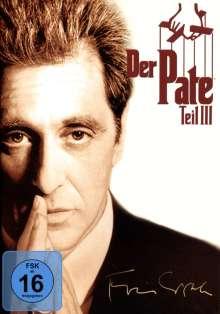 Der Pate III (restaurierte Fassung), DVD