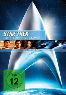 Star Trek IV: Zurück in die Gegenwart, DVD