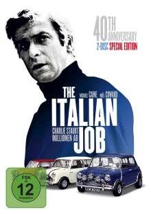 Italian Job - Charlie staubt Millionen ab (Special Edition), 2 DVDs