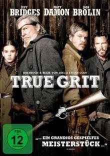 True Grit (2010), DVD