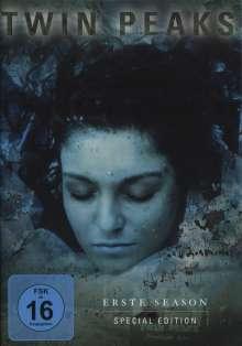 Twin Peaks Season 1, 4 DVDs