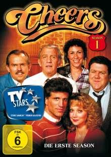 Cheers Season 1, 4 DVDs