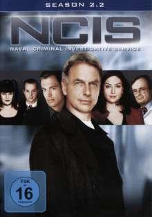 Navy CIS Season 2 Box 2, 3 DVDs