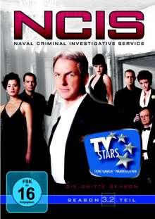 Navy CIS Season 3 Box 2, 4 DVDs