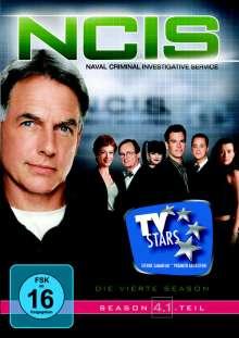 Navy CIS Season 4 Box 1, 3 DVDs