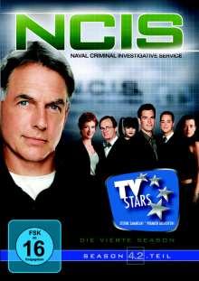 Navy CIS Staffel 4 Box 2, 3 DVDs