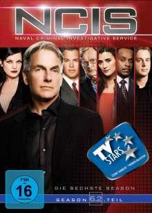 Navy CIS Season 6 Box 2, 3 DVDs