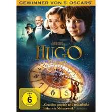 Hugo Cabret, DVD